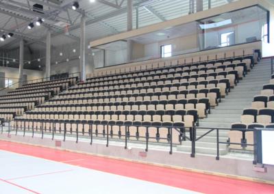 Sporthall Visborg, Visby, Sweden