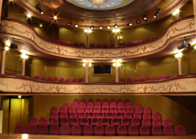 Theater Concordia, Enschede, Netherlands